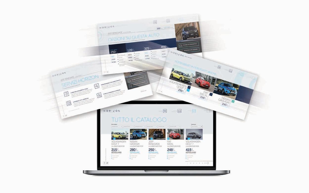 sito web Horizon