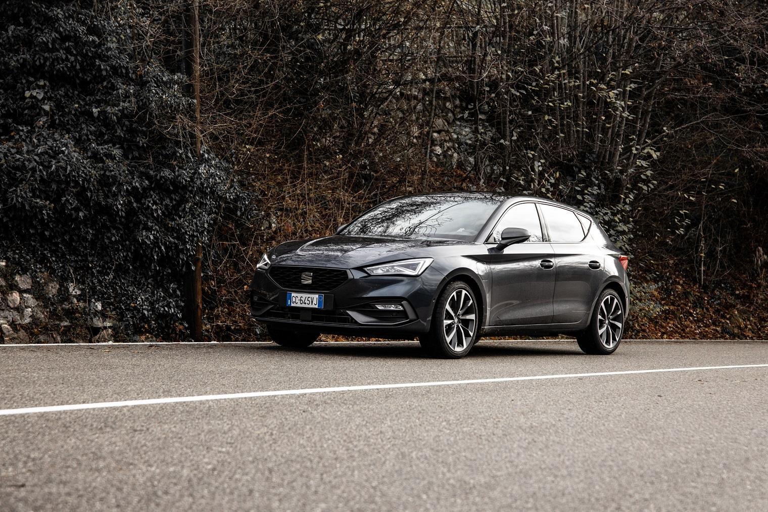 Adas nuova Seat Leon plug-in Hybrid