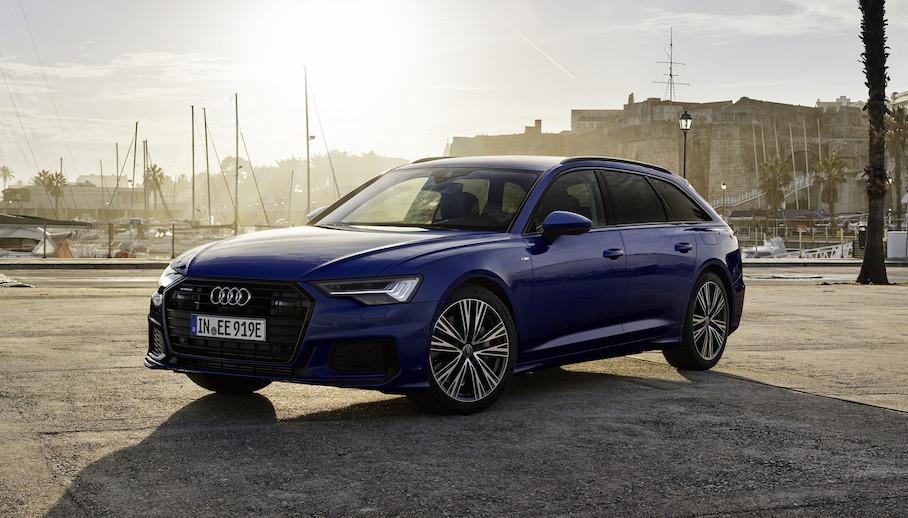 Audi A6 Avant ibrida plug-in 50