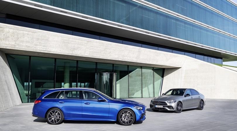 Autonomia ibrido plug-in Nuova Mercedes Classe C 2021