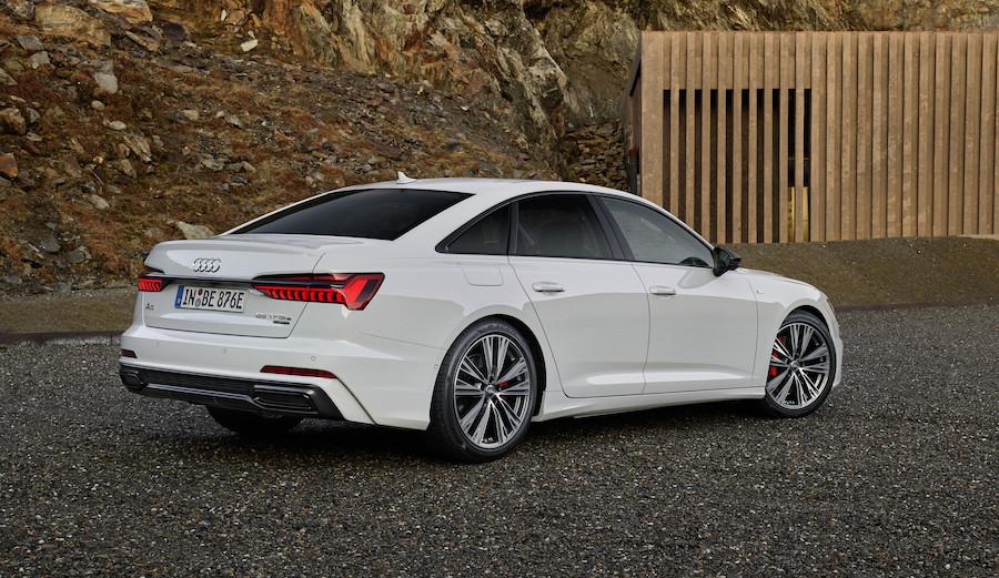 Batteria potenziata Audi ibride plug-in