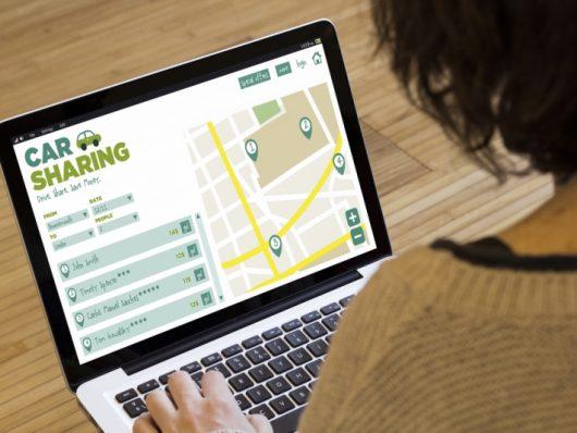 Car sharing 2021