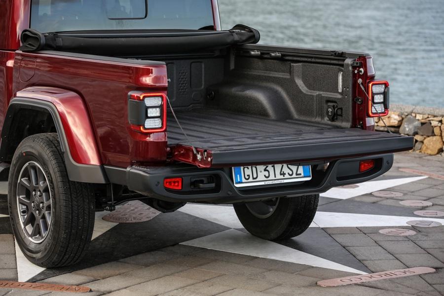 Cassone di Jeep Gladiator 2021