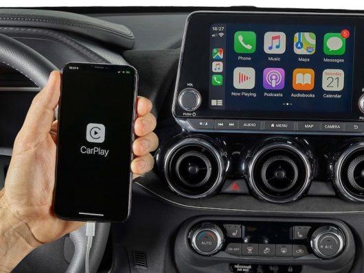 Collaborazione tra Nissan e Apple
