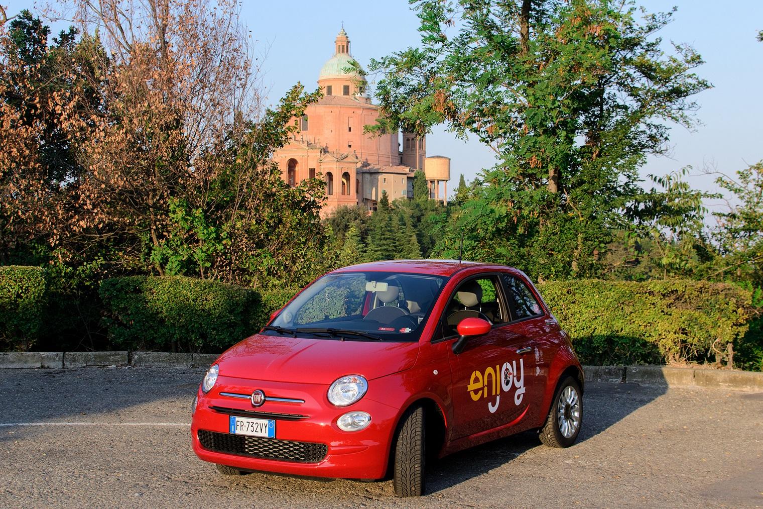 Enjoy futuro car sharing