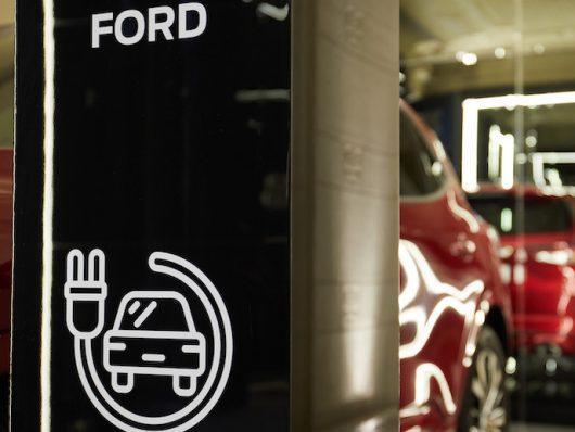 Ford solo auto elettriche