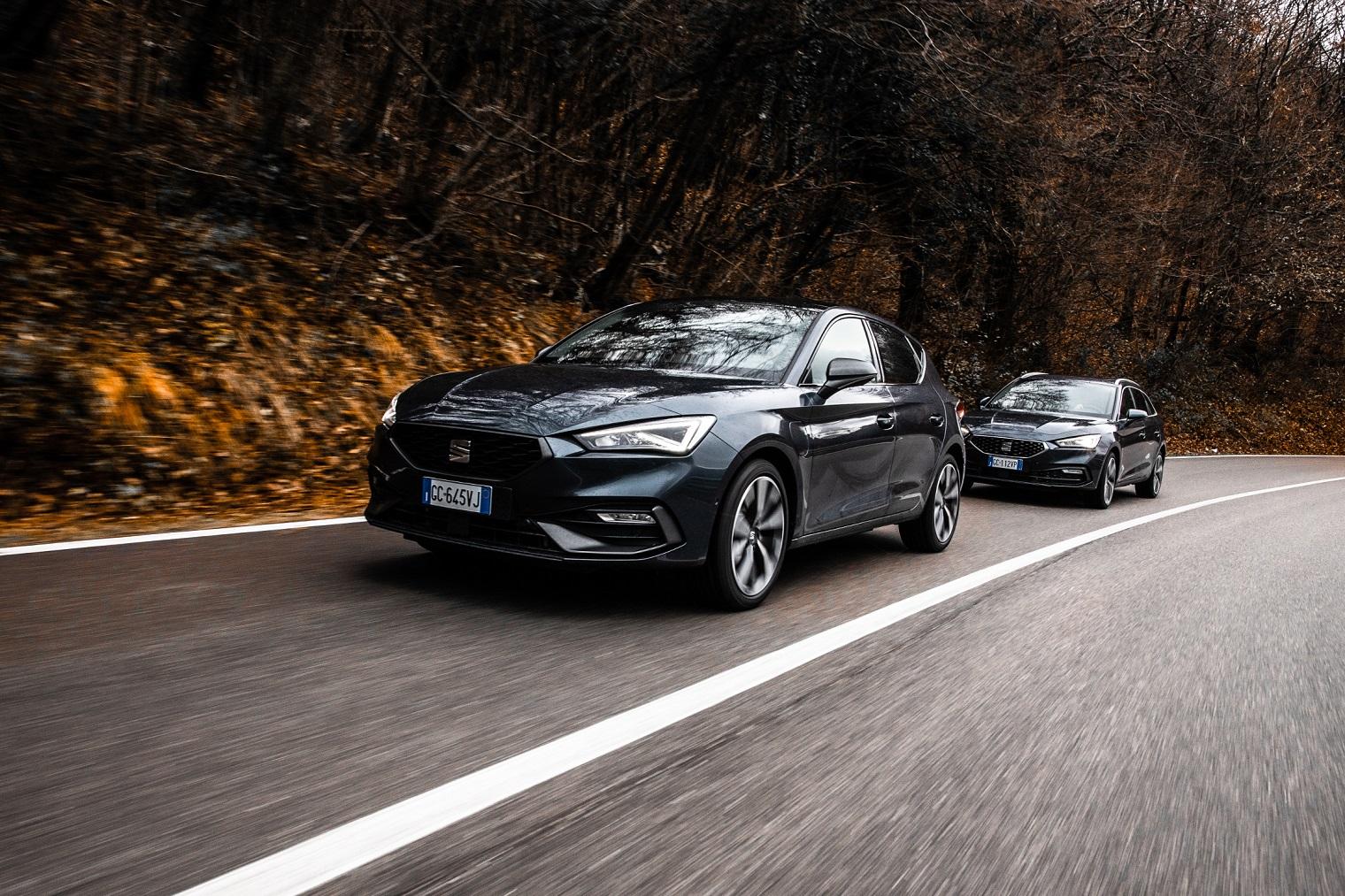 Lancio nuova Seat Leon e-Hybrid Sportstourer