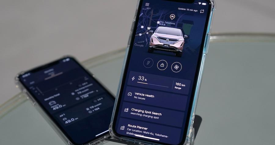 Nissan e Apple per auto elettrica