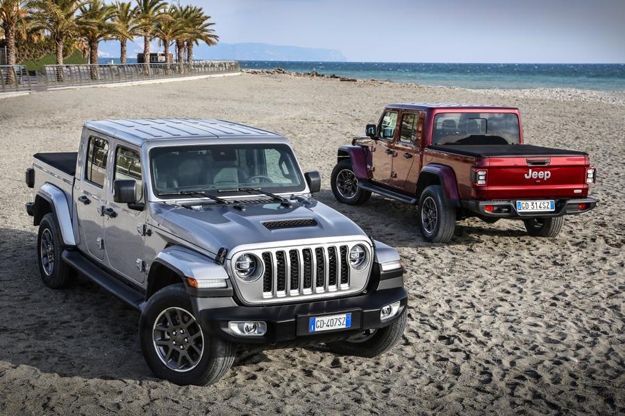 Noleggiare Jeep Gladiator 2021