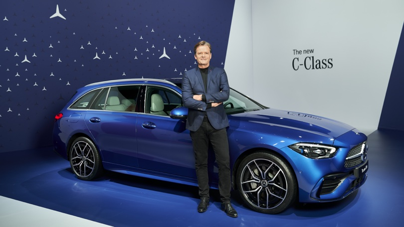 Nuova Mercedes Classe C station wagon 2021