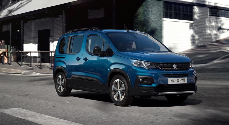 Peugeot E-Rifter 2021
