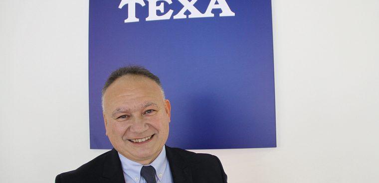 Roberto Moneda approda in TEXA