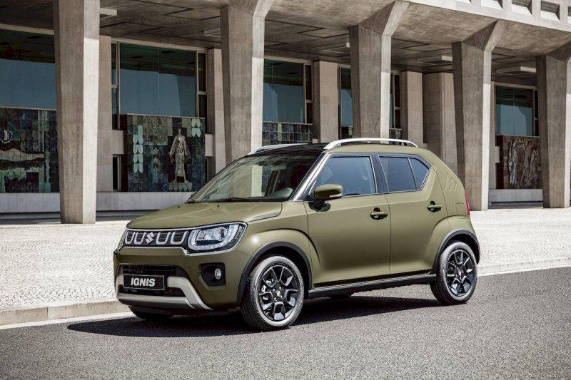 Incentivi Suzuki 2021: Ignis a meno di 14.000 euro