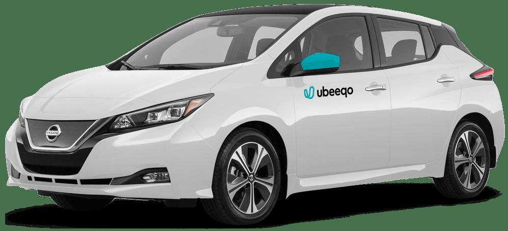 Ubeeqo futuro car sharing