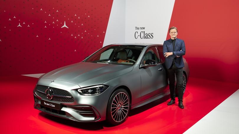 Uscita di Nuova Mercedes Classe C 2021