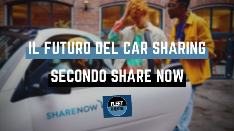 car sharing futuro share now