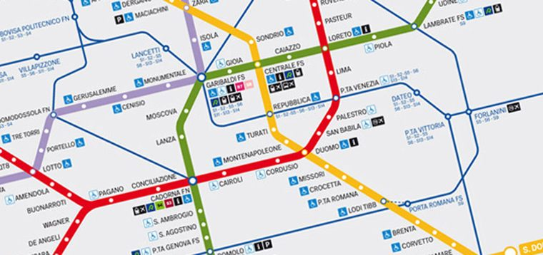 La metro di MIlano è in continua espansione