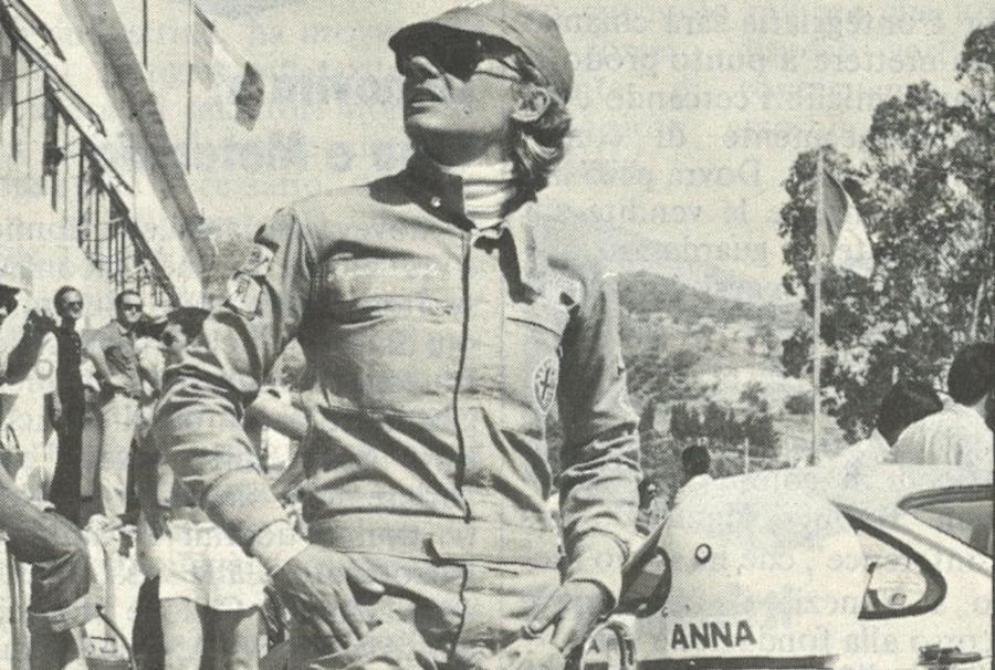 Anna Cambiaghi Alfa Romeo