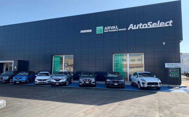 Ariel-Arval AutoSelect Bari_esterno 2