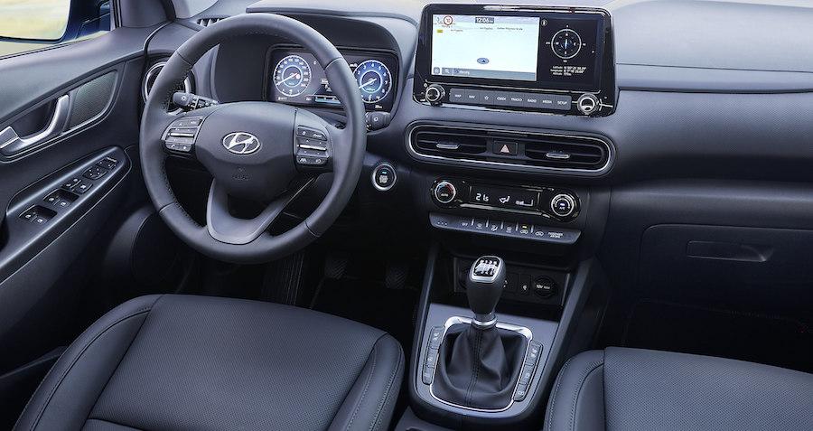 cambio iMT Hyundai Kona 2021