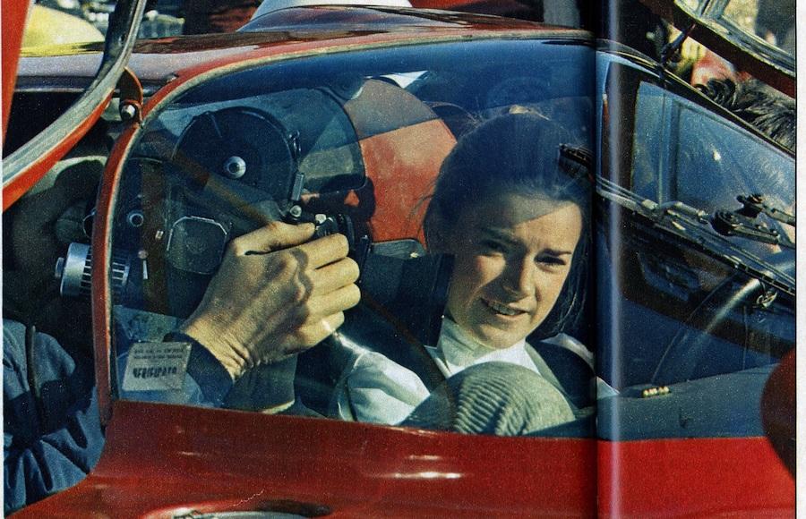 Christine Becker Alfa Romeo