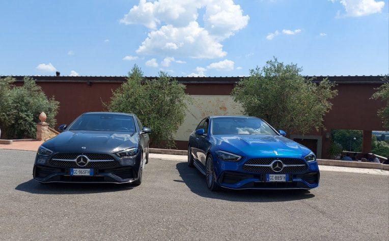 Primo contatto nuova Mercedes Classe C