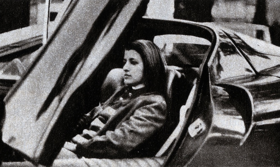 Susanna Raganelli Alfa Romeo