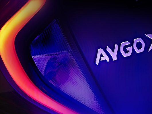 Toyota Aygo X 2022