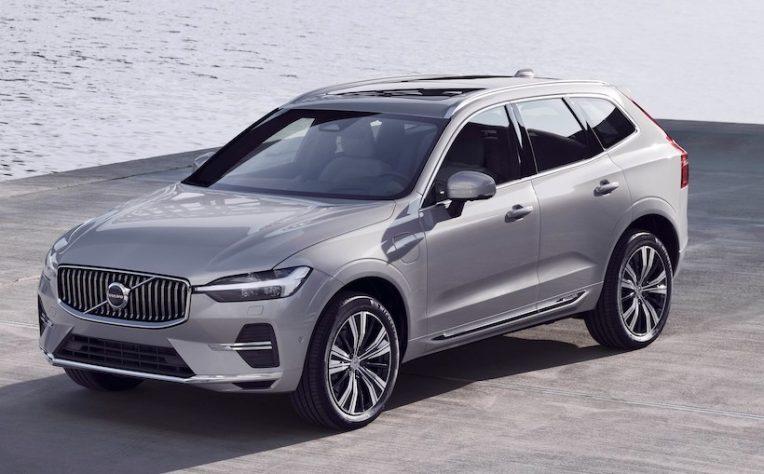 XC60 Model Year 2022