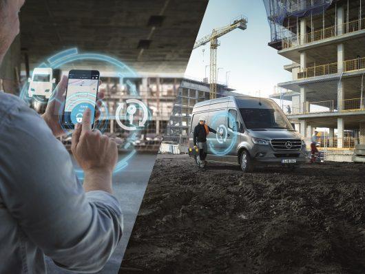 come funziona Mercedes pro connect