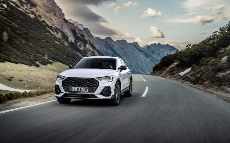 nuova Audi Q3 Sportback Plug-in