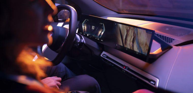 nuovo BMW iDrive 2021