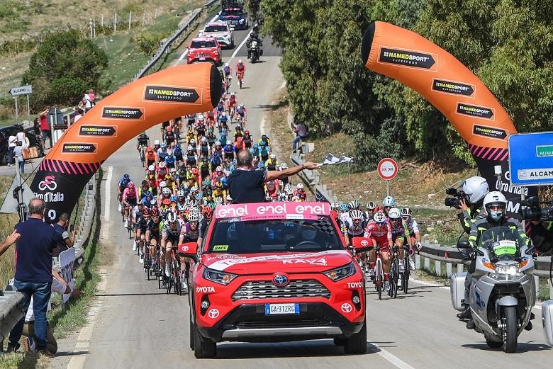 Giro d'Italia 2020 - Tappa 2