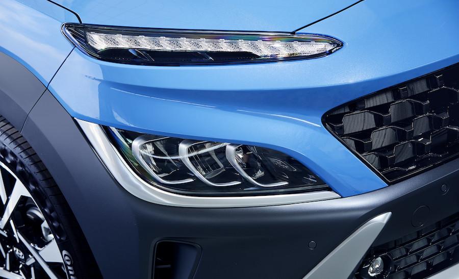 uscita di Hyundai Kona restyling