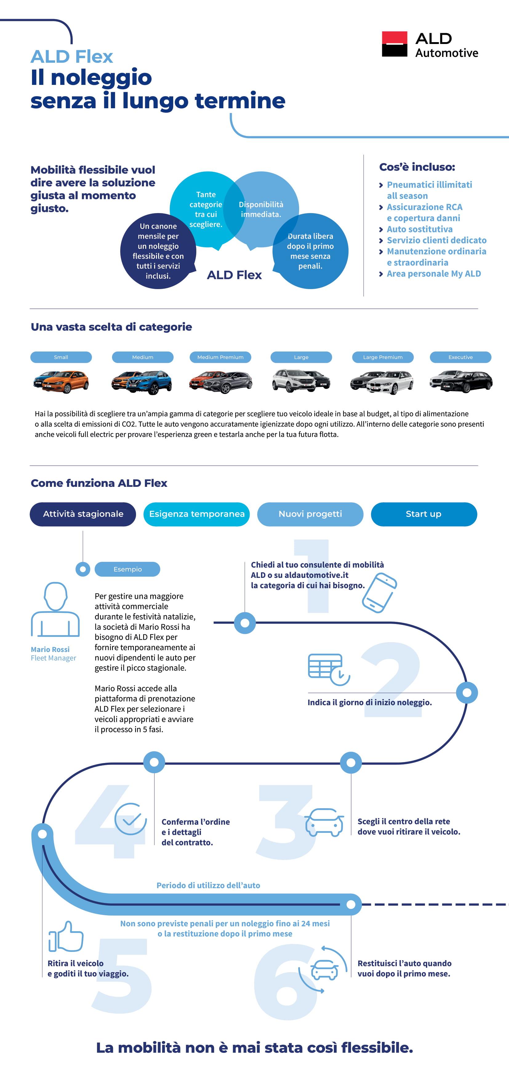 ALD Flex infografica