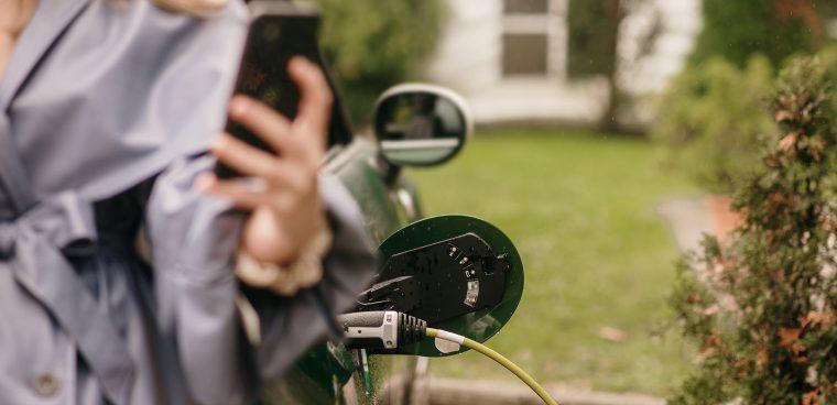 Barometro Arval 2021 auto elettrica in azienda