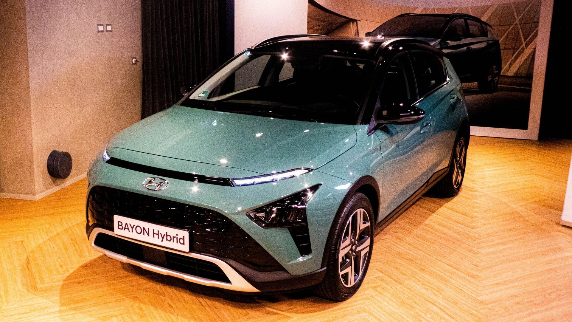 Nuova Hyundai Bayon in anteprima a Milano