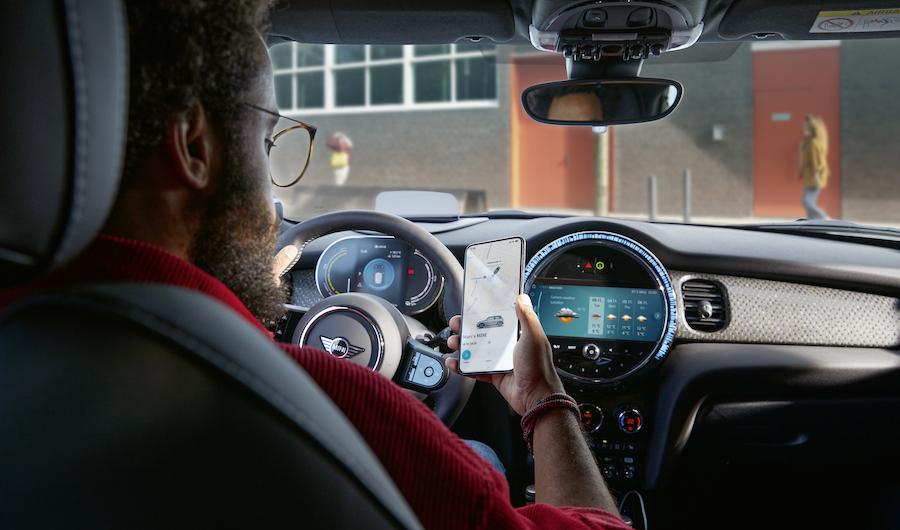 MINI Sharing condivisione privata auto