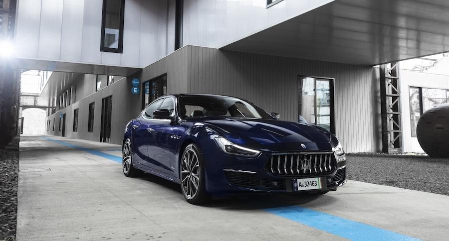 Maserati Ghibli benzina V6