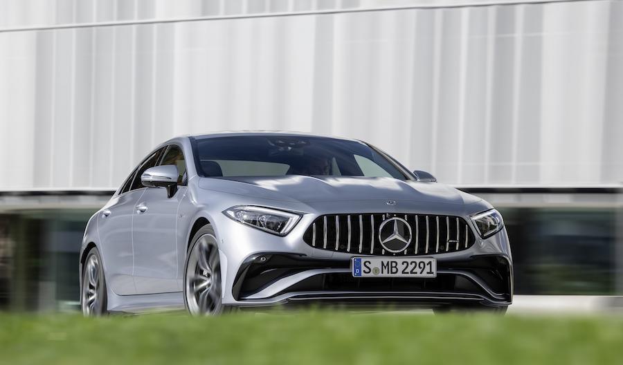 Motori di Mercedes CLS 2021