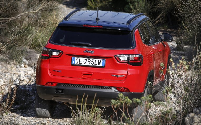 Nuova Jeep Compass Trailhawk 2021
