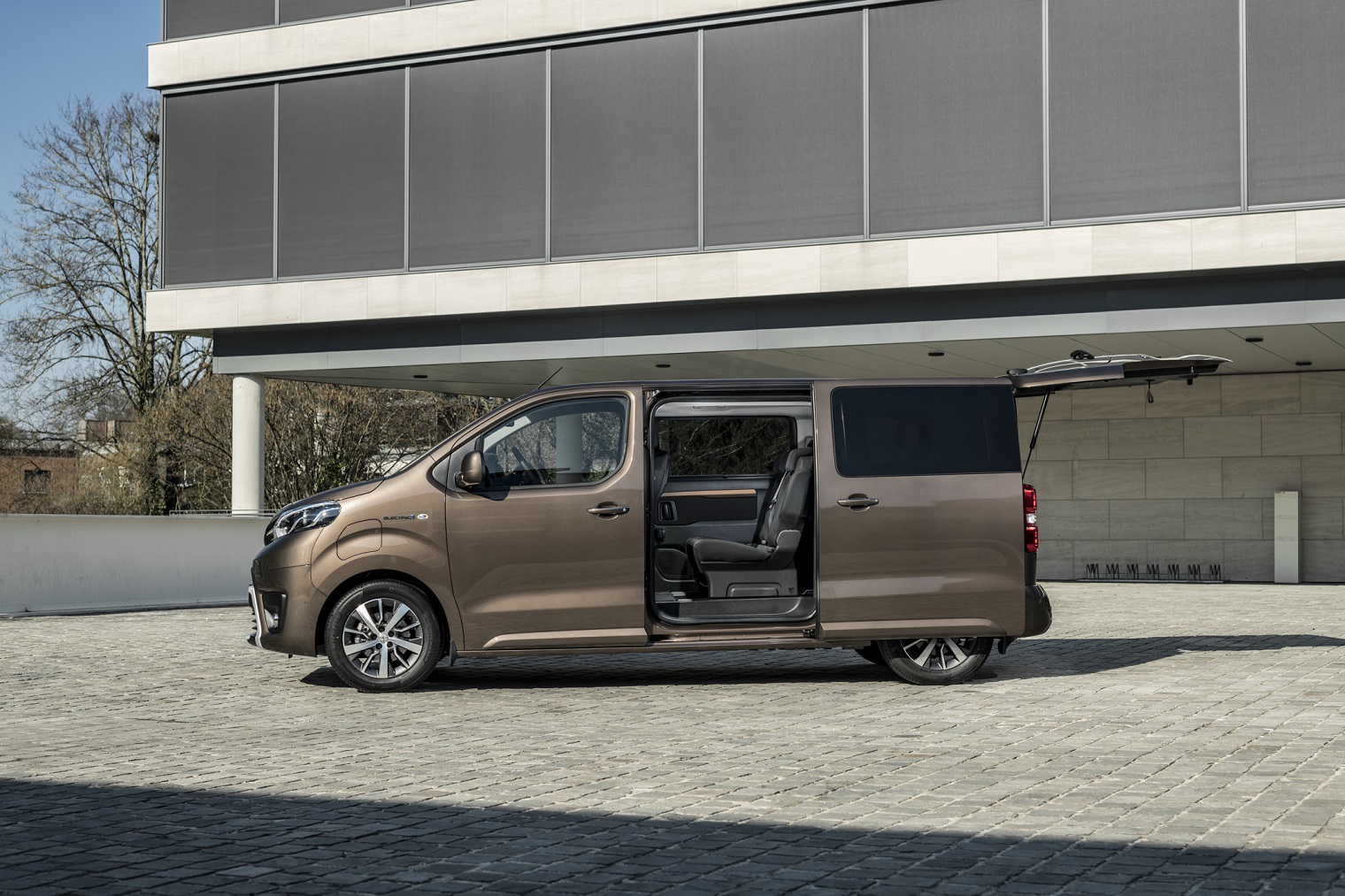 Nuovo Toyota Proace Verso Electric 2021