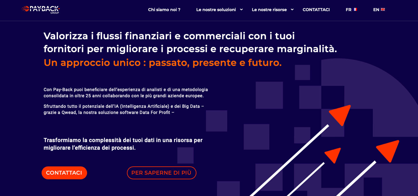 Screenshot Pay-Back Group