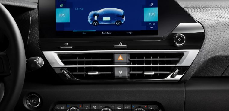 Sistema multimediale Citroen Connect Nav