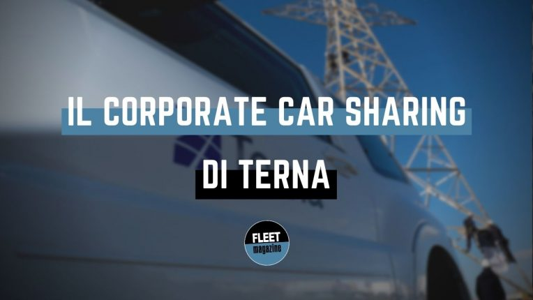 Terna corporate car sharing