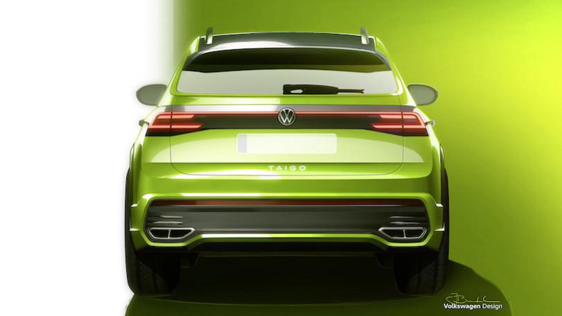 Uscita di Volkswagen Taigo