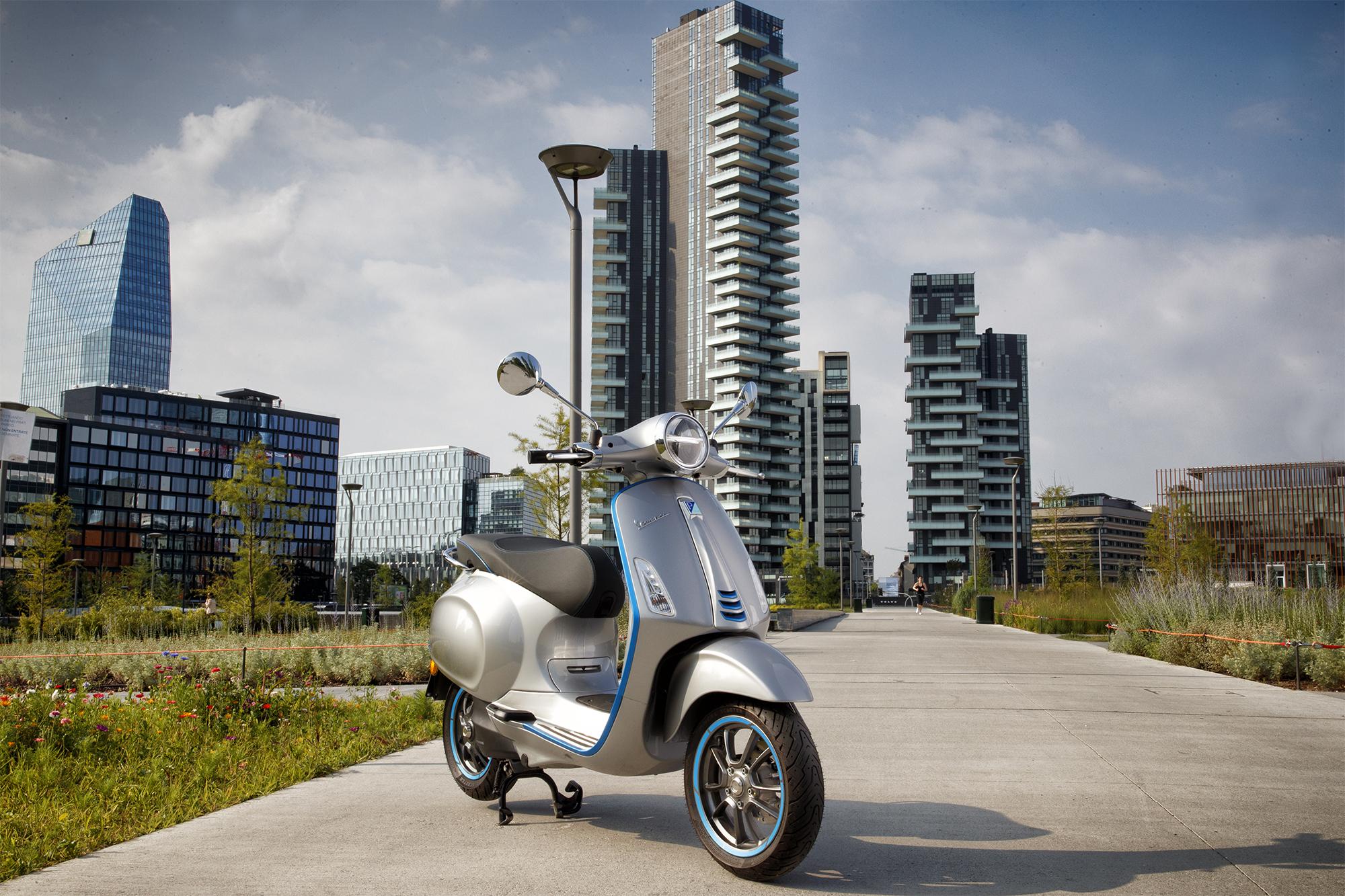 Scooter elettrici italiani