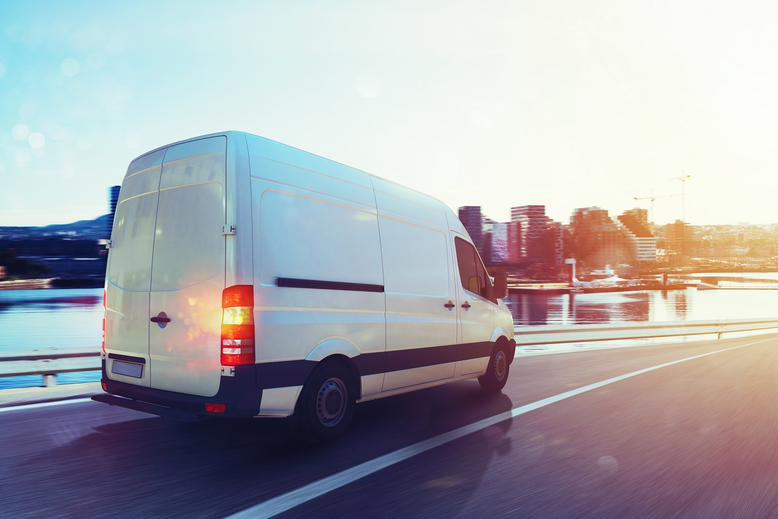 noleggio a medio termine ALD Flex veicoli commerciali