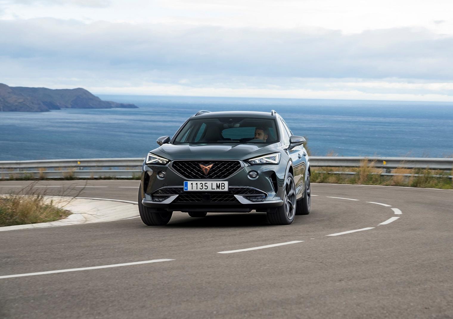 nuova Cupra Formentor e-Hybrid 2021