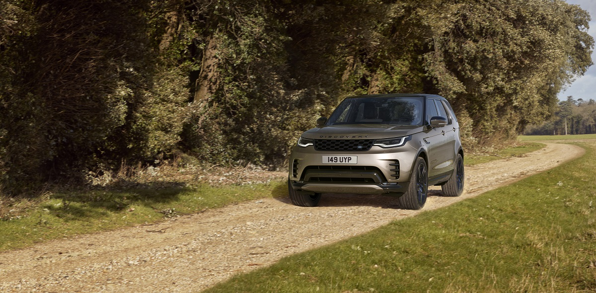 nuova Land Rover Discovery 2021